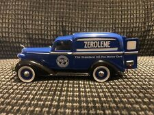 LIBERTY CLASSICS 1936 DODGE PANEL TRUCK COIN BANK, DIECAST 1:28 SCALE