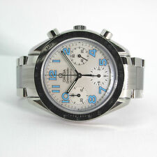 OMEGA SPEEDMASTER REDUCED STAINLESS STEEL CHRONOGRAPH 38MM AUTOMATIC WATCH