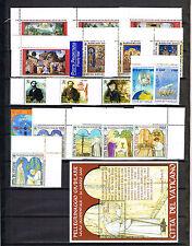 2001 Vatikan Jahrgang postfrisch (7)