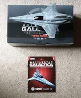 Eaglemoss Battlestar Galactica - Issue 6 - Viper Mk VII (IN STOCK)