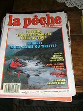 La pêche et les poissons N° 528 les plombs de pêche au coup sandre mort manié