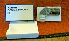 VINTAGE CANON ANGLE FINDER B IN ORIGINAL BOX