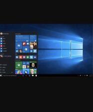 Original Windows 10 Pro 32/64 bits Authentique License COA OEM Produit Code Clé