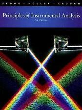 FAST SHIP-Principles of Instrumental Analysis by Douglas A. Skoog 6ed - INTL ED