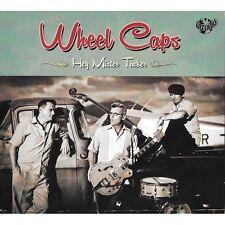 CD Wheel Caps - Hey Mister Tucker - 2017 ROCKABILLY ALBUM - NEW