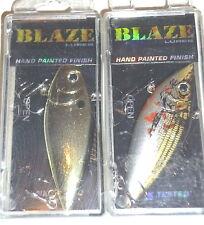 Blaze 1/2 Lipless Crankbaits (Lot of 2-Great Colors)
