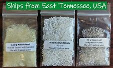 MASTERBLEND Combo Kits (4x) Pre-weighed for 5 gallon batches; 20 gallons total