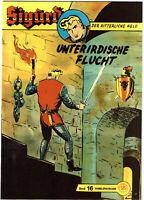 SIGURD Nr. 16 - Unterirdische Flucht - Sammlerausgabe N. Hethke Verlag (1993-07)