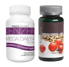 NEW - Nikken Kenzen Daily Pack for Men Supplement