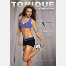 TONIQUE FITNESS DVD SYLWIA WIESENBERG ADVANCED EXERCISE PREMIER WORKOUT SEALED