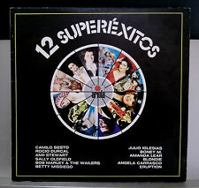12 SUPEREXITOS - LP