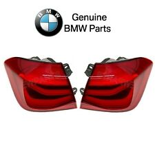For BMW F30 3-Series Pair Set of Left & Right Outer Taillight for Fender Genuine