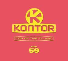 KONTOR = Top Of The Clubs 59 = Antoine/Buuren/Fedde/Forks...=3CD= groovesDELUXE!