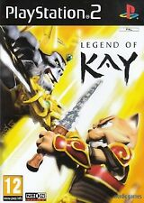 Legend of Kay For PAL PS2 (New & Sealed)