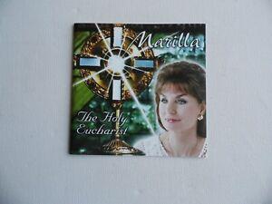 Marilla Ness - The Holy Eucharist - CD (3).