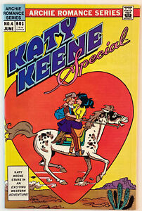 KATY KEENE Special #4 ARCHIE ROMANCE SERIES Comic 1 Lot