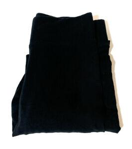 Commando Women's Perfect Control Breathable Leggings, SLGO1, Black,Large