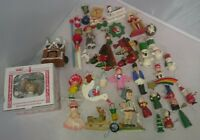Antique Wooden Dolls, Toys other materials Christmas stuff used/brand new LOT