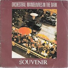 """45 TOURS / 7"""" SINGLE--ORCHESTRAL MANOEUVRES IN THE DARK--SOUVENIR--1981"""