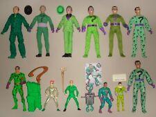 New ListingRiddler Figure Lot Ftc Mattel Kenner Dc Universe Classics Batman Jim Carrey Mego
