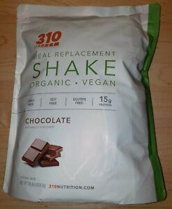 310 Nutrition Organic Chocolate Shake 28 servings