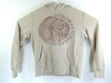 Polo Ralph Lauren Denim And Supply Mens Hoodie Sz M