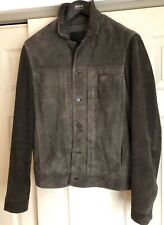 All Saints Suede Jacket- Sz Large