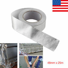 Automotive Pipe Aluminum Foil with Exhaust Pipe High Temperature Insulation Tape
