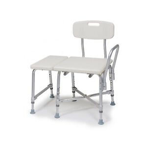 Graham Field Lumex Reliable Bariatric Transfer Shower Bench Seat (Open Box)