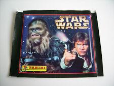 Panini: Star Wars Trilogie 1997, 1 volle Tüte, Motiv Han Solo, toprar !!!