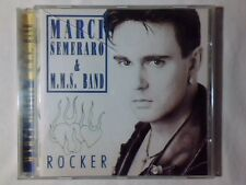 MARCI SEMERARO & M.M.S. BAND Rocker cd LELE MELOTTI DEMO MORSELLI BON JOVI