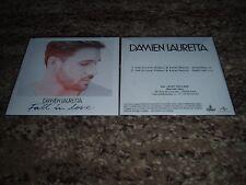 "Damien lauretta rare cd single promo ""fall in love"" filatov & karas 2 remixes"