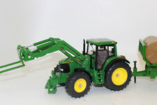 Siku 3862 Tractor with Round Baler John Deere New in OVP1:3 2