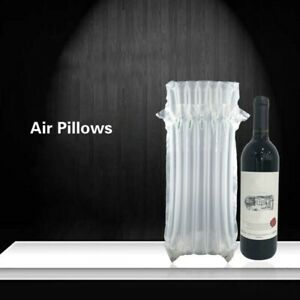 10X Inflatable Air Packaging Pocket Cushions Void Fill Packing Bags Wine Bottle