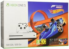 Xbox One S 500GB Console with Forza Horizon 3 Hot Wheels Brand New Sealed