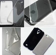 iPhone 4S 5S 6 6S 7 Schutzhülle TPU Silikon Schale Handy Hülle Case