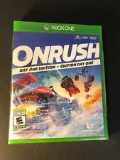 OnRush [ Day One Edition ] (XBOX ONE) NEW