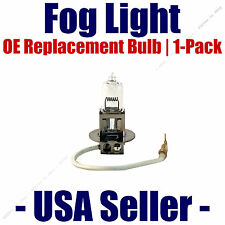 Fog Light Bulb 1pk 55 Watt OE Replacement - Fits Listed Volvo Vehicles - 01007