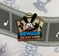 NEW Disney Oswald the Lucky Rabbit Pin Badge JCB card 2017 Rare JAPAN F/S