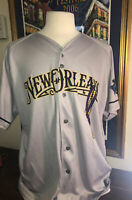 New Orleans Baby Cakes Jersey OT Officially Licensed Teamwear