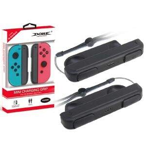 Dobe Portable Mini Charging Grip for Nintend Switch Joy-con