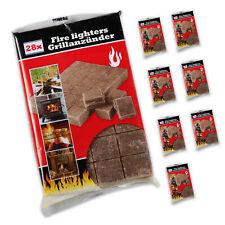 8 Packungen Grillanzünder Anzünder Kaminanzünder Ofenanzünder Feueranzünder BBQ