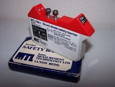 MEASUREMENT TECHNOLOGY MTL 728+ SHUNT-DIODE SAFETY BARRIER NEW IN BOX