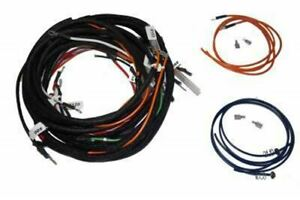 WIRING HARNESS KIT (TRACTORS WITH ONE WIRE ALTERNATOR) ALLIS CHALMERS D17 SERIES