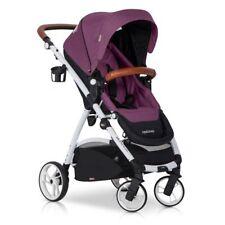 Optimo Purple Buggy Kinderwagen Sport Spazierwagen Baby Set