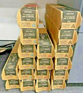 GENUINE Ricoh MP C3503S / C3503 Toner Cartridge