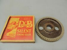 VINTAGE D & B TIMING GEAR 1933 1934 CHEVROLET MASTER 54 TEETH NEW IN BOX / NORS