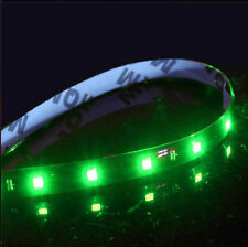 Knight Rider Led Lights (Green/Black Silicone Backing) (BCH1221)