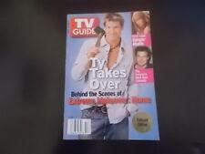 Ty Pennington, Tina Fey - TV Guide Magazine 2004