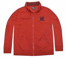 Polo Ralph Lauren Boys Full Zip Track Jacket Red M(10/12)